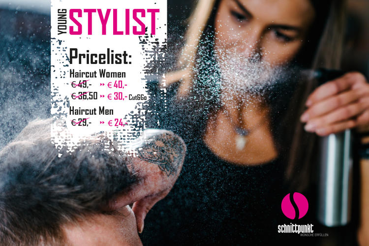 Young Stylist  Pricelist